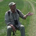 Hans Dorrestijn op zijn eerste vogelreis in Polen