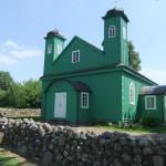 Moskee in Kruszyniany, Noordoost Polen