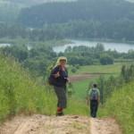 Wandelen in het Suwalki landschapspark