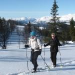 Noorwegen, Sneeuwwandelreis Rauland, agronatura.eu